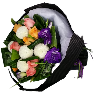Ping Pong Flowers Bouquet